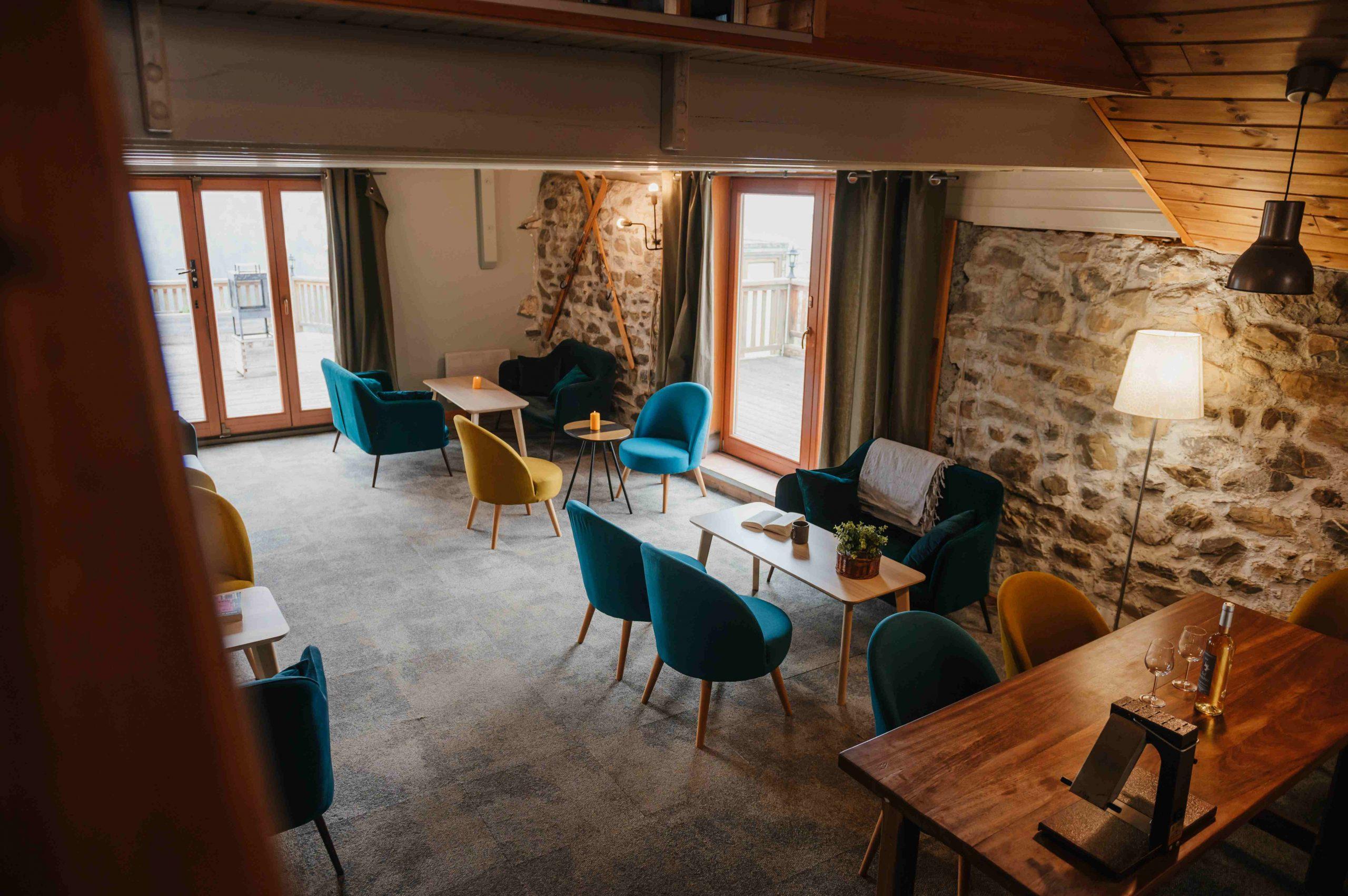 Restaurant - Le Comptoir des chalets