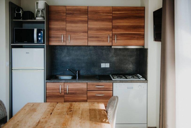 cuisine grand appartement familial